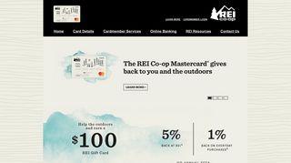 Rei Mastercard Us Bank Login