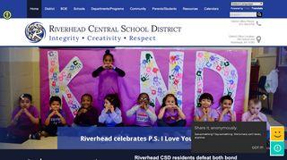 Riverhead Student Portal