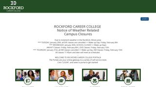 Rockford Career College Student Portal