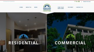 Rookwood Properties Customer Portal