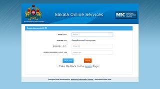 Sakala Login Registration