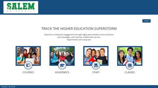 Salem International University Student Portal
