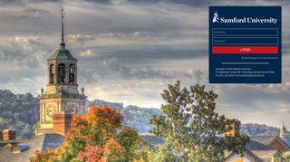 Samford Student Portal
