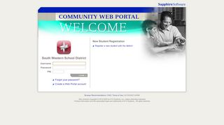 Sapphire Community Portal Swsd
