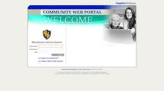 Sapphire Community Portal Wsd