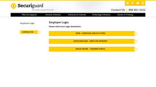 Securiguard Login