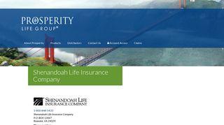 Shenandoah Life Insurance Provider Portal - Find Official ...