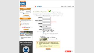 Site2sms Login New Account