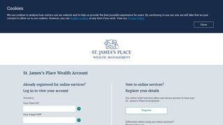 Sjp Client Portal