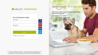 Smartforce Login