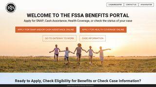 Snap Benefits Portal
