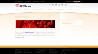 South Texas Blood And Tissue Donor Portal