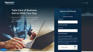 Spectrumbusiness Net Portal