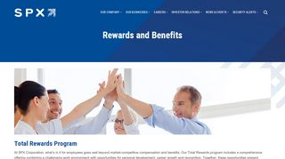 Spx Benefits Portal