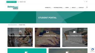 Sri Student Portal