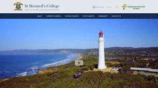 St Bernard's College Parent Portal