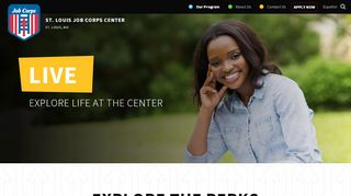 St Louis Job Corps Student Portal
