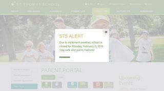 St Thomas Parent Portal