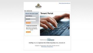 Starpointe Tenant Portal