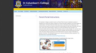 Stc Parent Portal