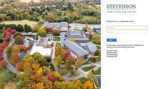 Stevenson University Portal