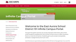 Student Portal 131
