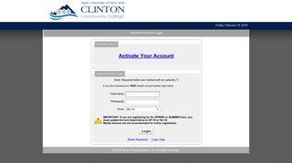 Student Portal Account
