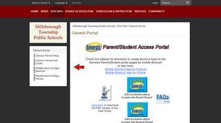 Student Portal Hillsborough