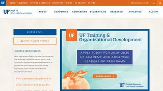 Student Services Portal Uf