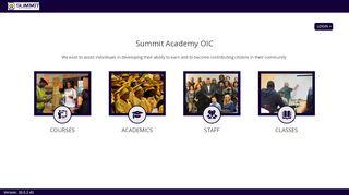 Summit Oic Student Portal