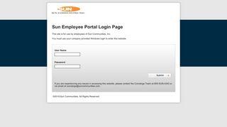 Sun Communities Dayforce Login
