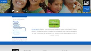 Sunset Elementary Parent Portal