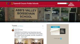 Tazewell County Public Schools Parent Portal