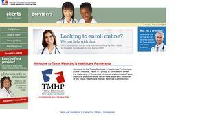 Texas Medicaid Eligibility Portal