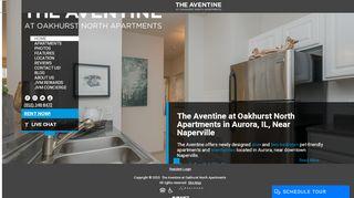 The Aventine At Oakhurst North Resident Portal