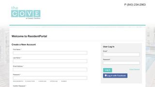 The Cove Resident Portal