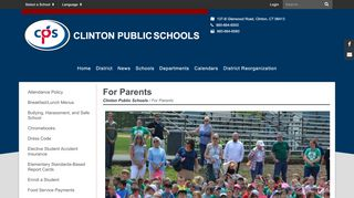 The Morgan School Parent Portal
