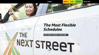 The Next Street Student Portal