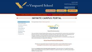 The Vanguard School Parent Portal