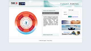 Tips Erode Parent Portal