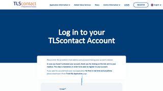 Tlscontact Login