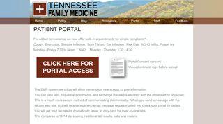 Tn Family Medicine Portal