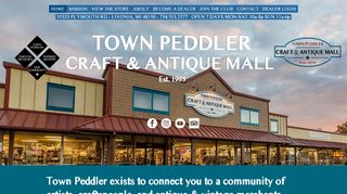 Town Peddler Vendor Login