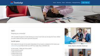 Travelodge Wifi Login Portal - Find Official Portal
