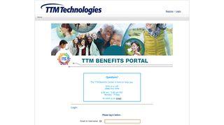 Ttm Benefits Login