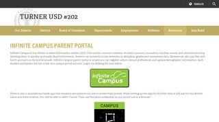 Turner Parent Portal