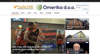 Tuzla Live Portal