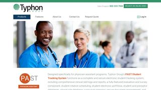 Typhon Physician Assistant Student Login