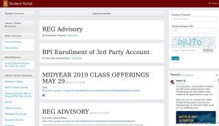 Uap Student Portal