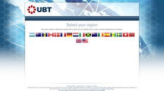 Ubt Portal